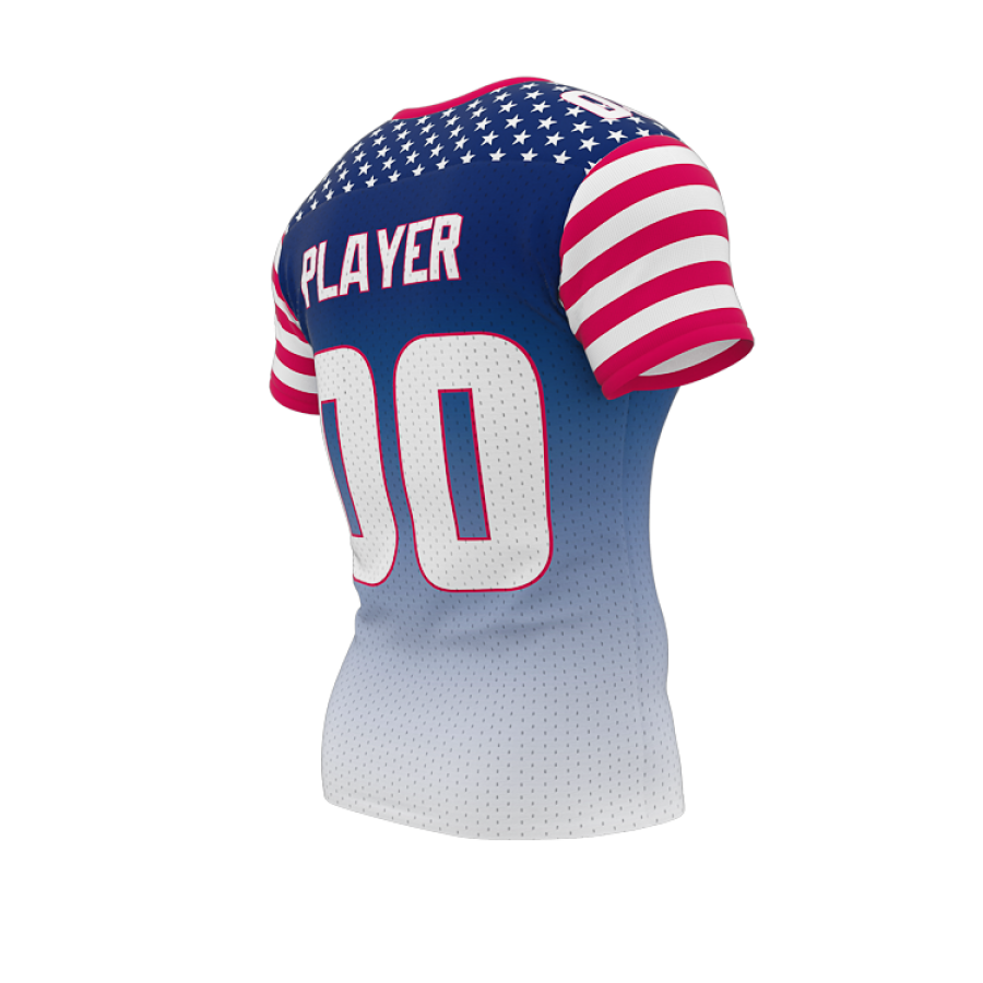 ZA 7on7 Flag Football Jersey-1384