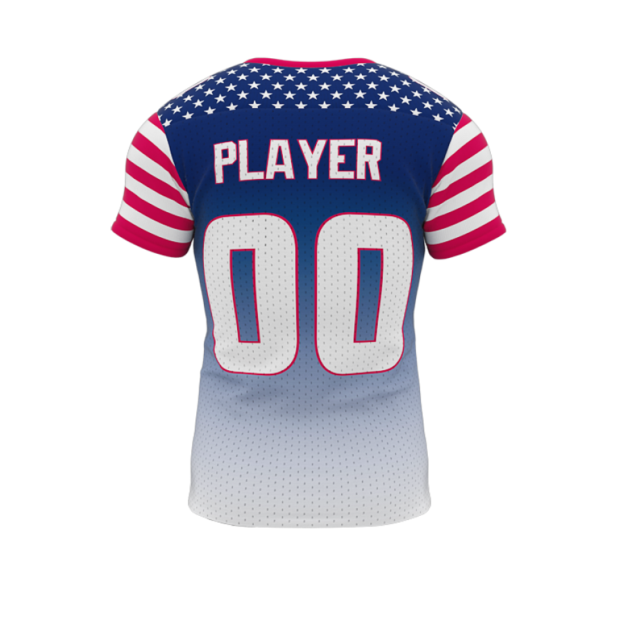 ZA 7on7 Flag Football Jersey-1385