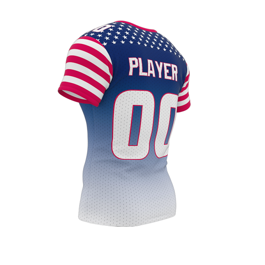 ZA 7on7 Flag Football Jersey-1386