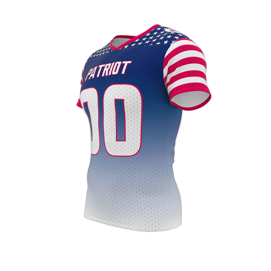 ZA 7on7 Flag Football Jersey-1387