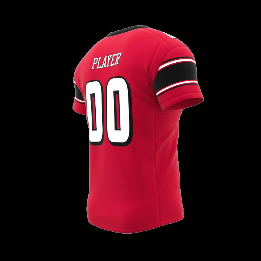 ZA Fan Football Jersey-1390