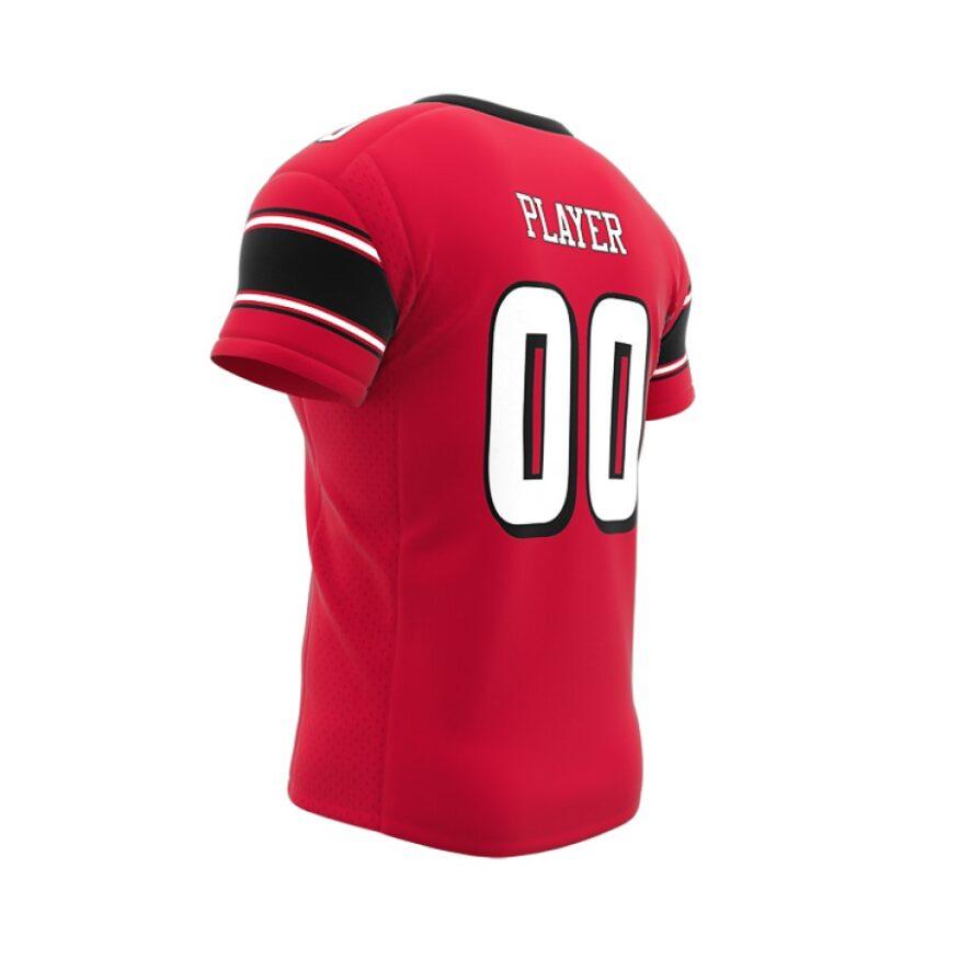 ZA Fan Football Jersey-1392