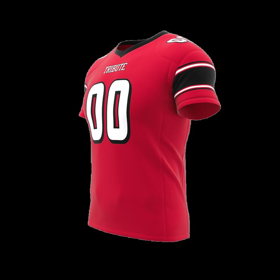 ZA Fan Football Jersey-1393