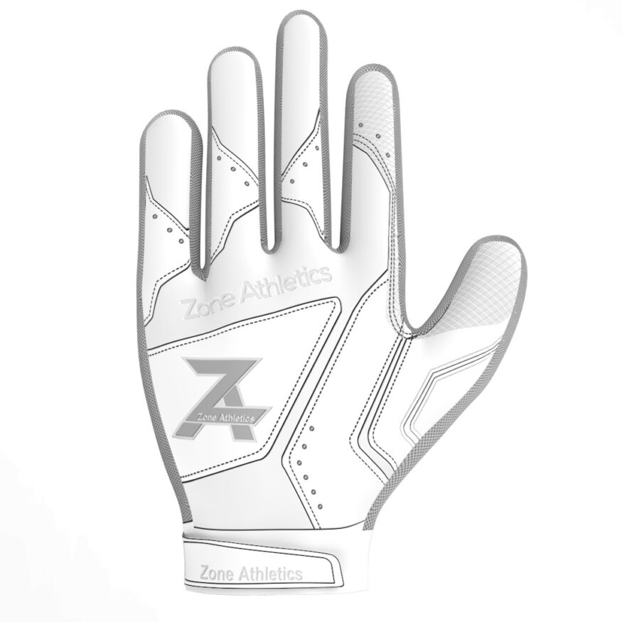 Phenom Batting Glove Top 2