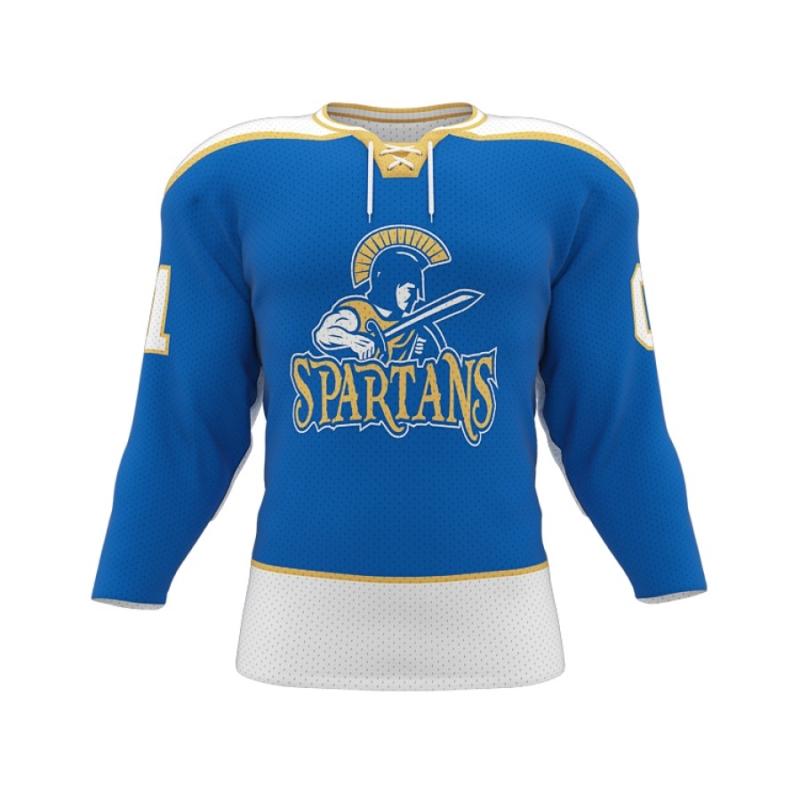 ZA Hat Trick Hockey Jersey-0