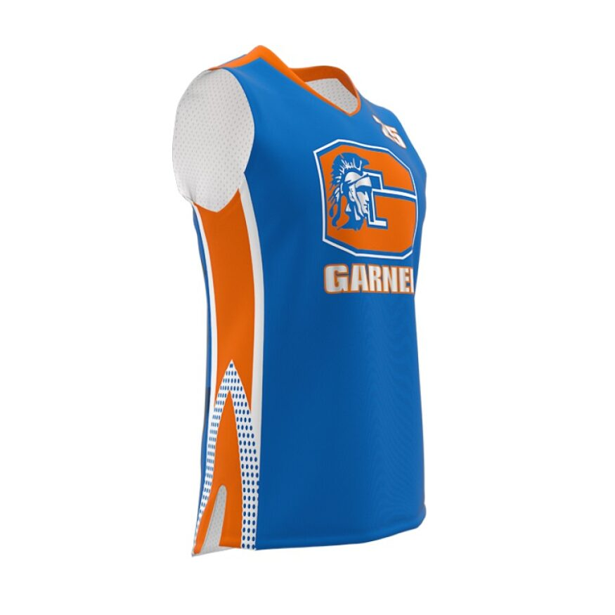 ZA Phenom Basketball Jersey-1072