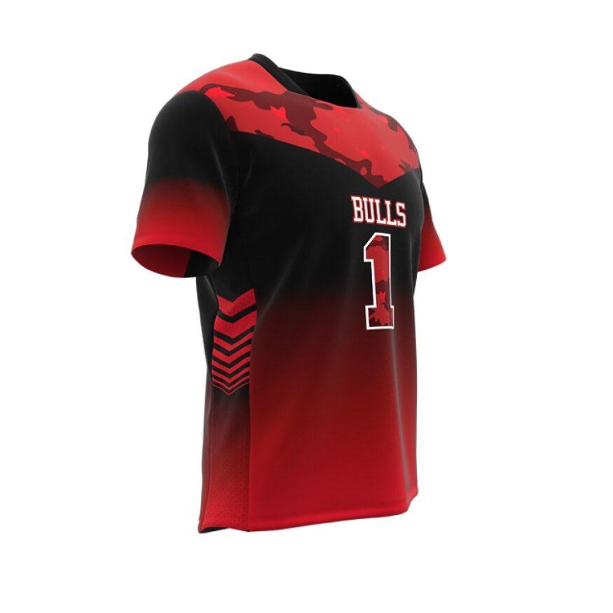 ZA SixPack Volleyball Jersey Short Sleeve-1158