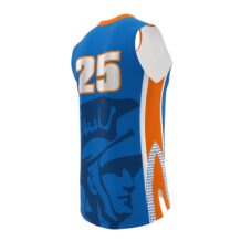 ZA Phenom Basketball Jersey-1071