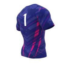 ZA Ruck Rugby Jersey VNeck-1702