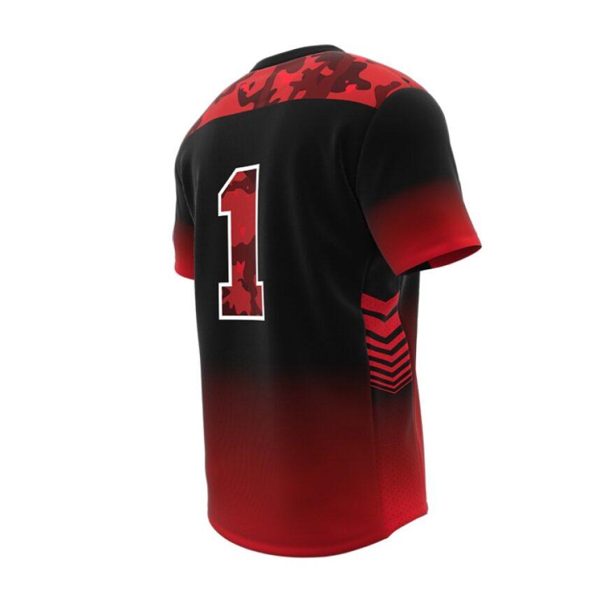 ZA SixPack Volleyball Jersey Short Sleeve-1159