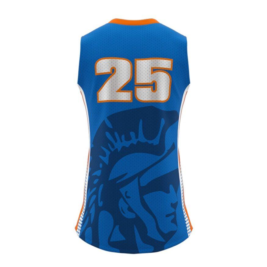 ZA Phenom Basketball Jersey-1070