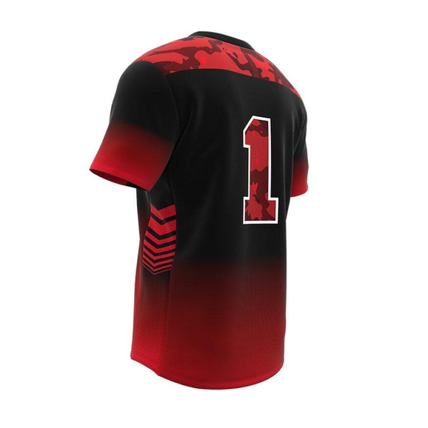 ZA SixPack Volleyball Jersey Short Sleeve-1161