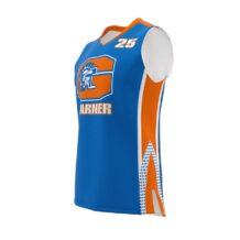 ZA Phenom Basketball Jersey-1068