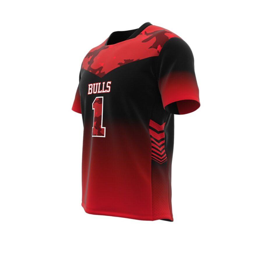 ZA SixPack Volleyball Jersey Short Sleeve-1162