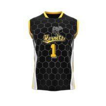 ZA SixPack Volleyball Jersey Sleeveless-0