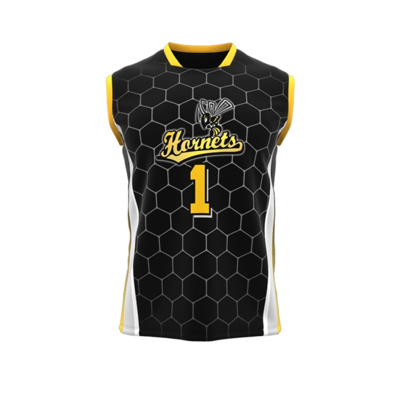ZA SixPack Volleyball Jersey Sleeveless-0