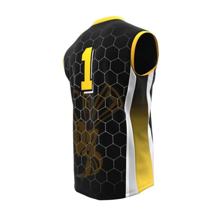 ZA SixPack Volleyball Jersey Sleeveless-1153