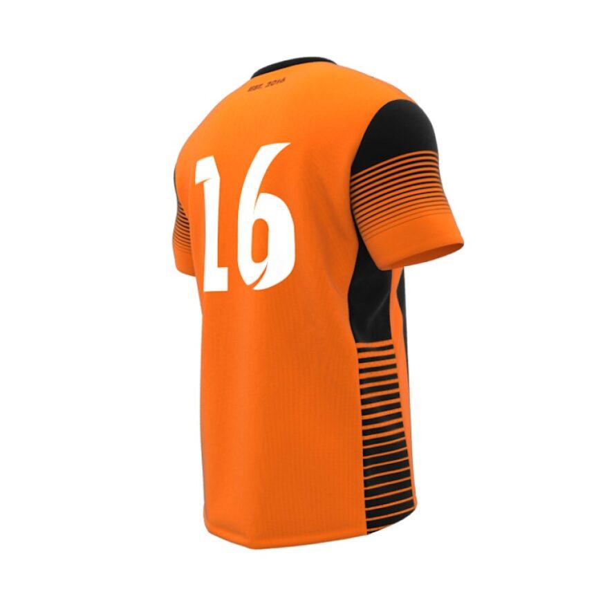 ZA Defender Soccer Jersey Crew Neck-1212