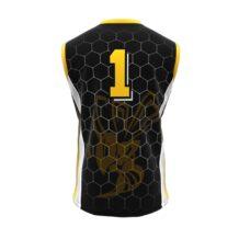 ZA SixPack Volleyball Jersey Sleeveless-1154