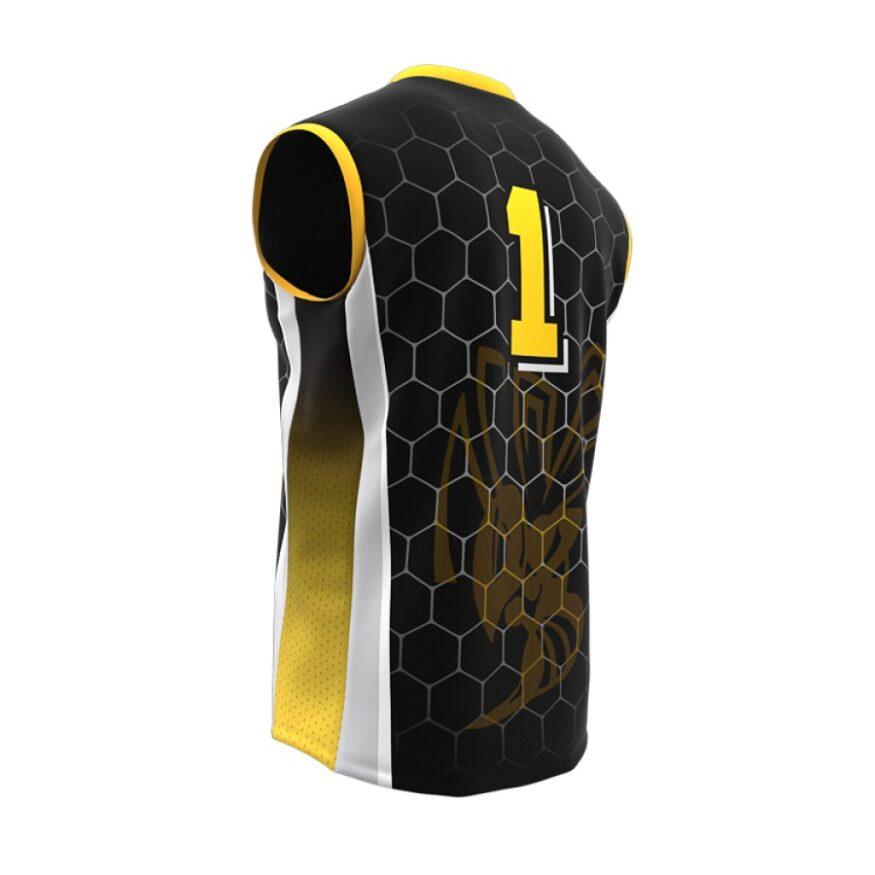 ZA SixPack Volleyball Jersey Sleeveless-1155