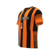 ZA Defender Soccer Jersey Crew Neck-1215