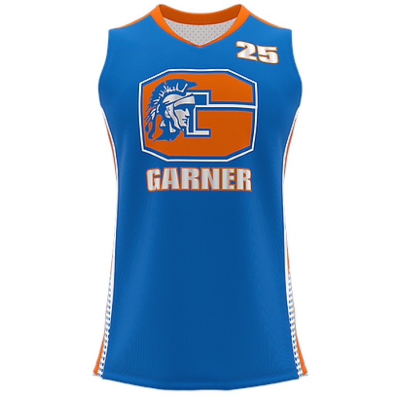 ZA Phenom Basketball Jersey-0