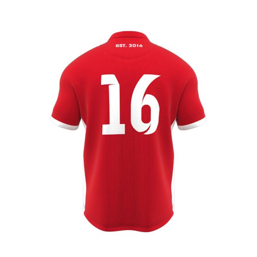 ZA Striker Soccer Jersey-1207