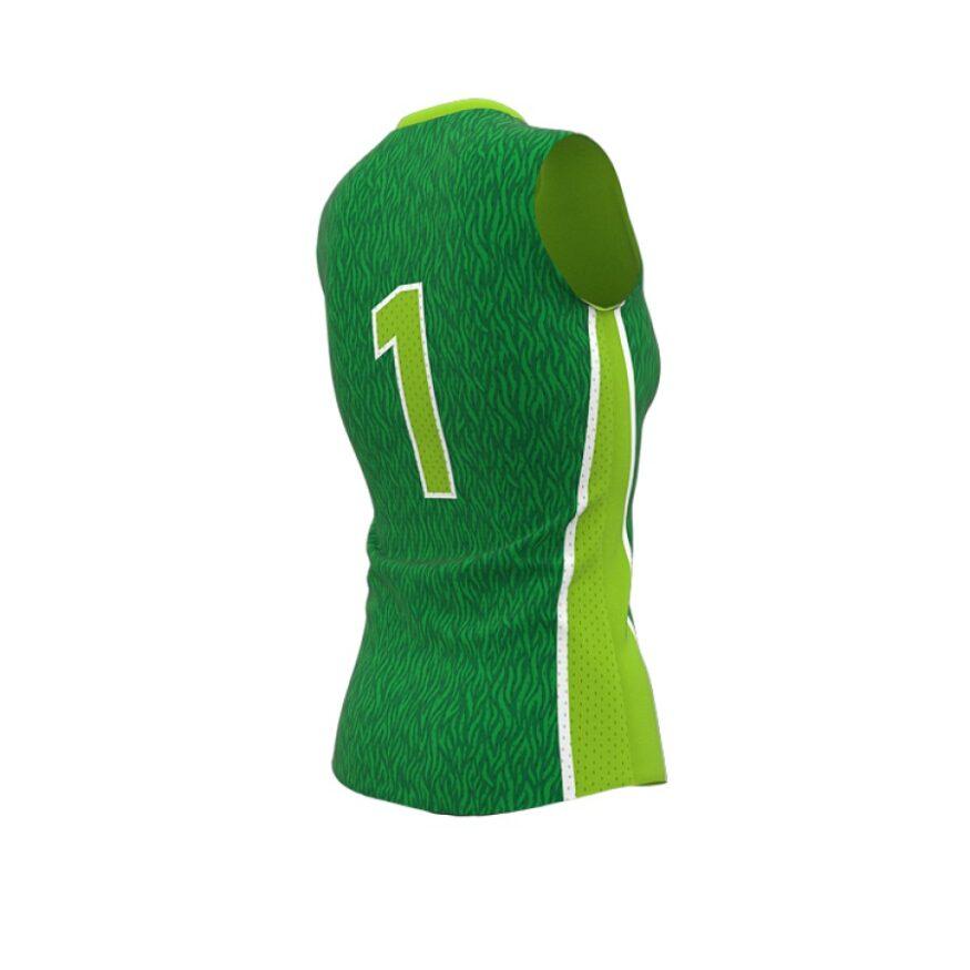 ZA Attack Sleeveless Volleyball Jersey-1127