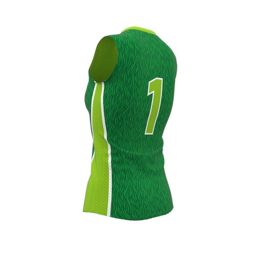 ZA Attack Sleeveless Volleyball Jersey-1128