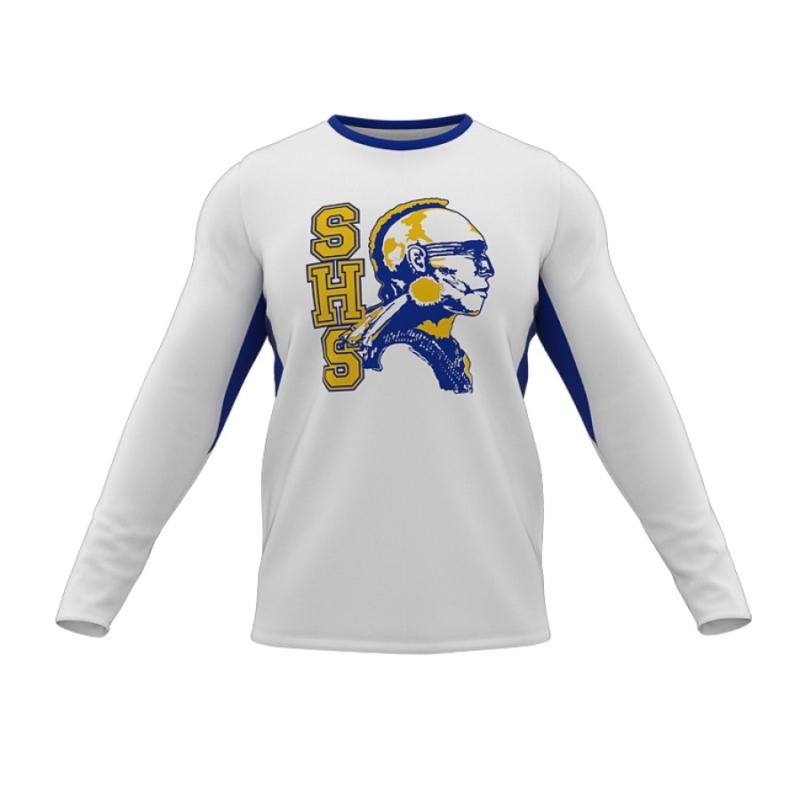ZA Long Sleeve T-Shirt-0