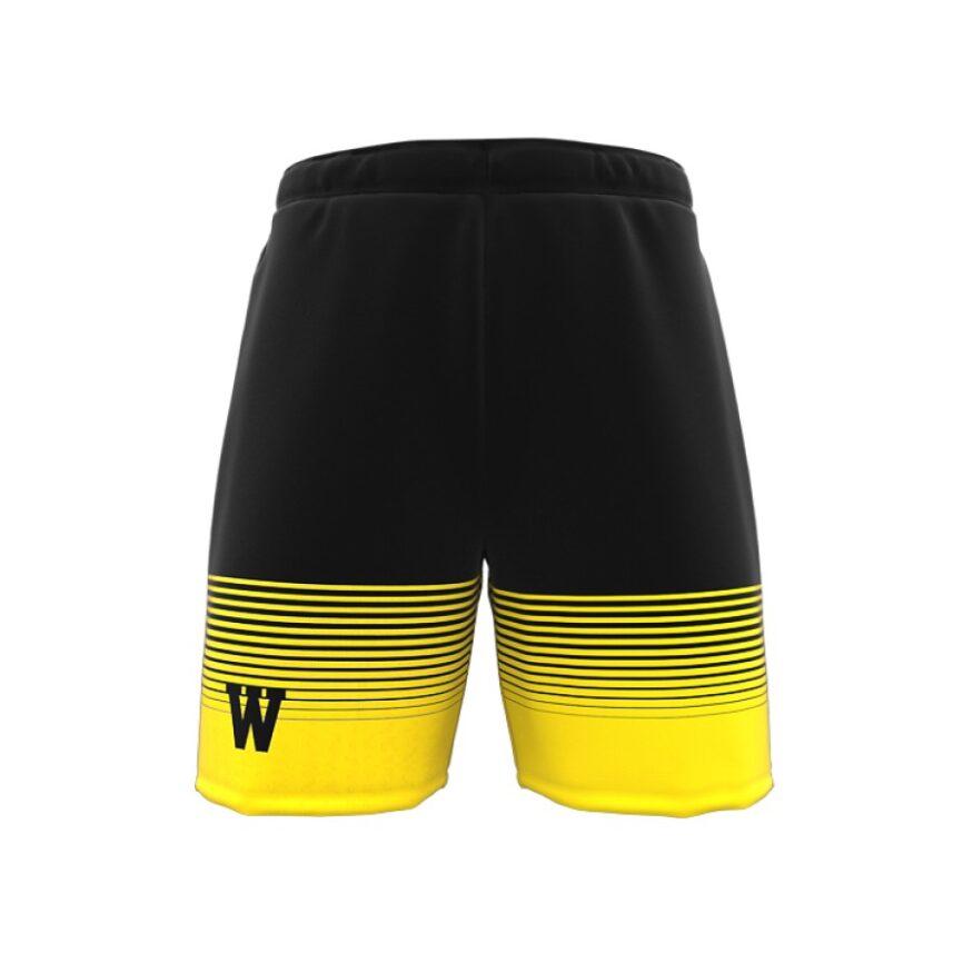 ZA SixPack Volleyball Shorts-0