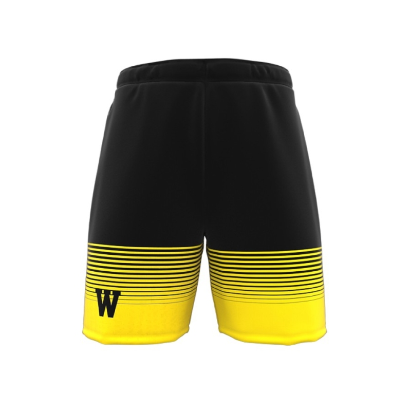ZA Defender Soccer Shorts-0