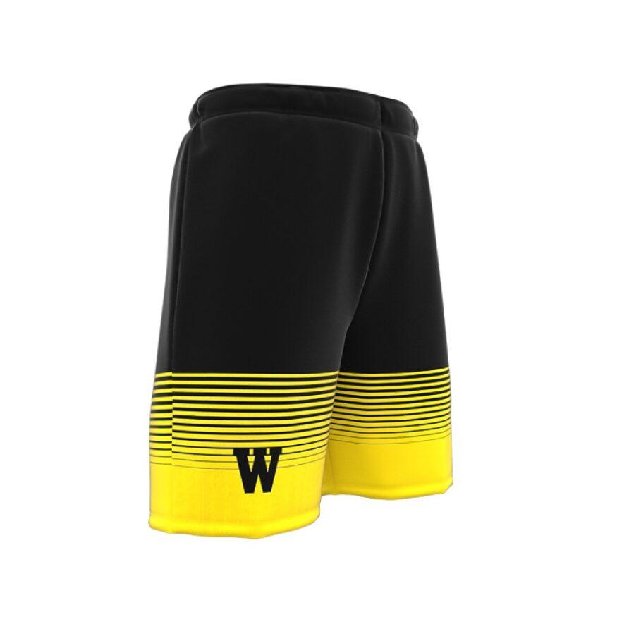 ZA Defender Soccer Shorts-1229