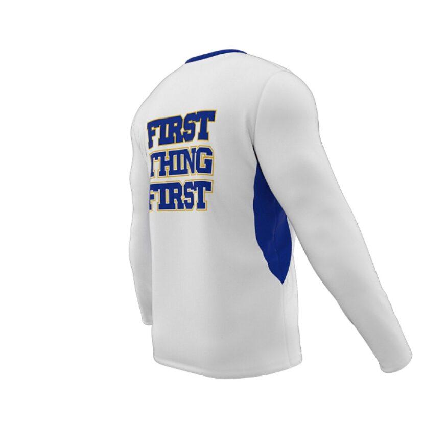 ZA Long Sleeve T-Shirt-1750