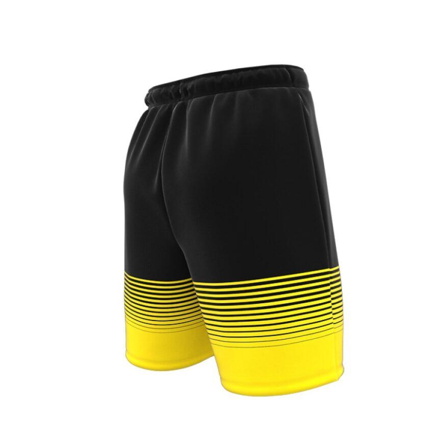 ZA Defender Soccer Shorts-1230