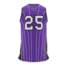 ZA GameDay Basketball V-Neck Jersey-1103