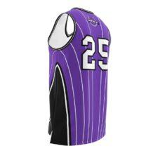 ZA GameDay Basketball V-Neck Jersey-1104