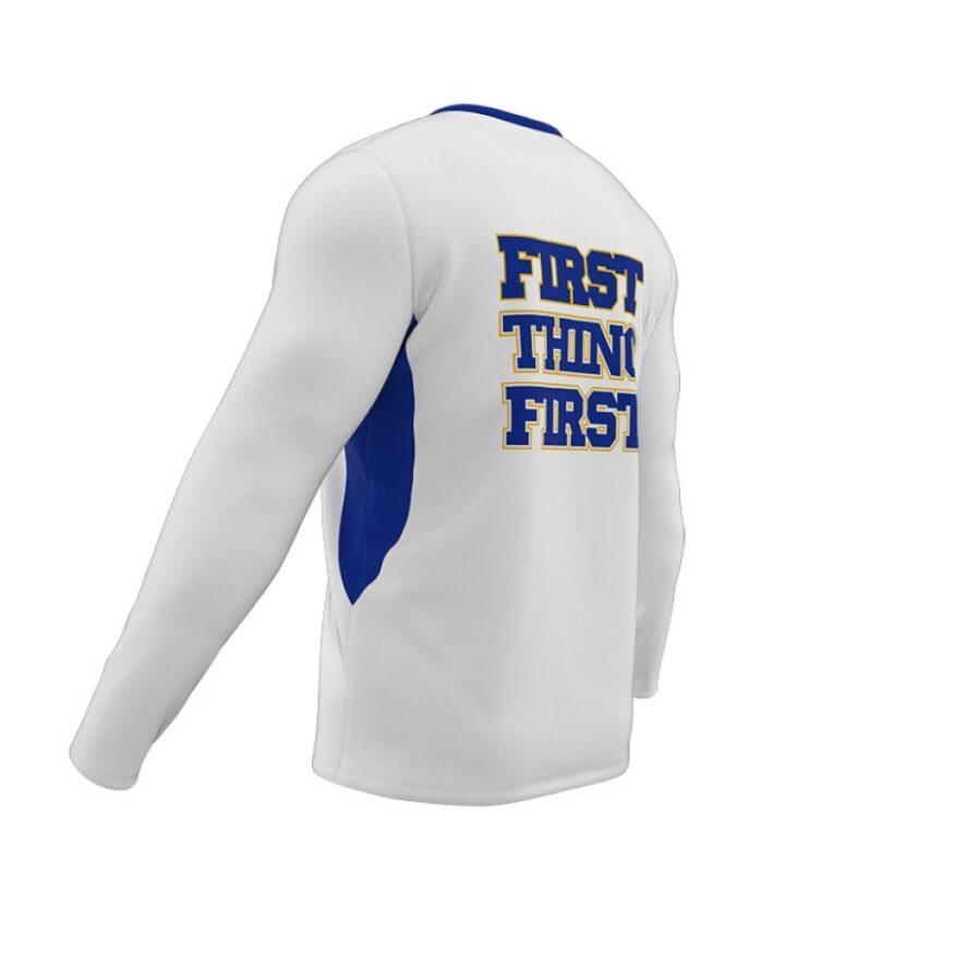 ZA Long Sleeve T-Shirt-1753