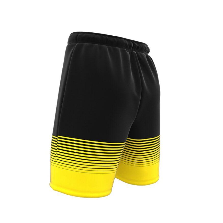 ZA Defender Soccer Shorts-1232