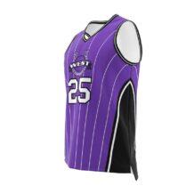 ZA GameDay Basketball V-Neck Jersey-1105
