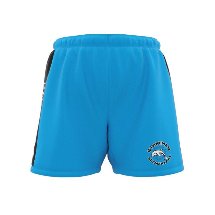 ZA Striker Soccer Shorts-0