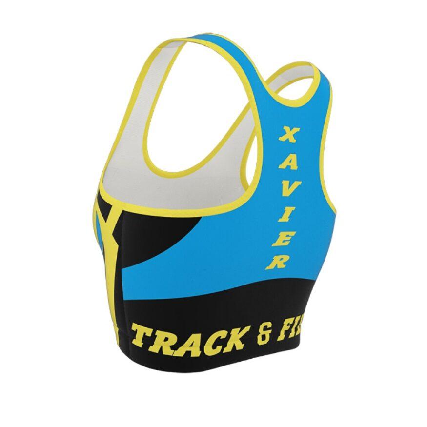 ZA Victory Track Crop Singlet-1192