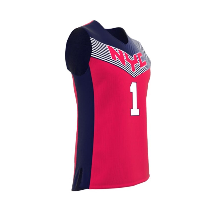ZA Elite Basketball Jersey -1078