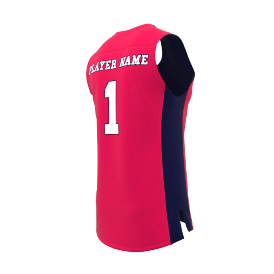 ZA Elite Basketball Jersey -1077