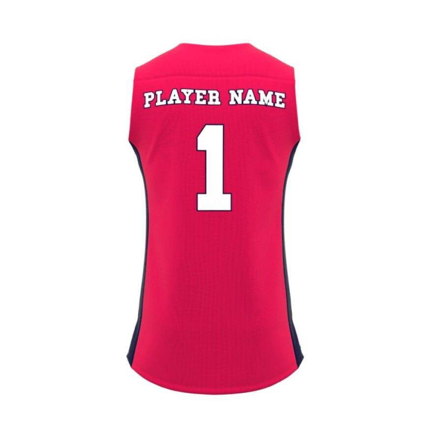 ZA Elite Basketball Jersey -1076