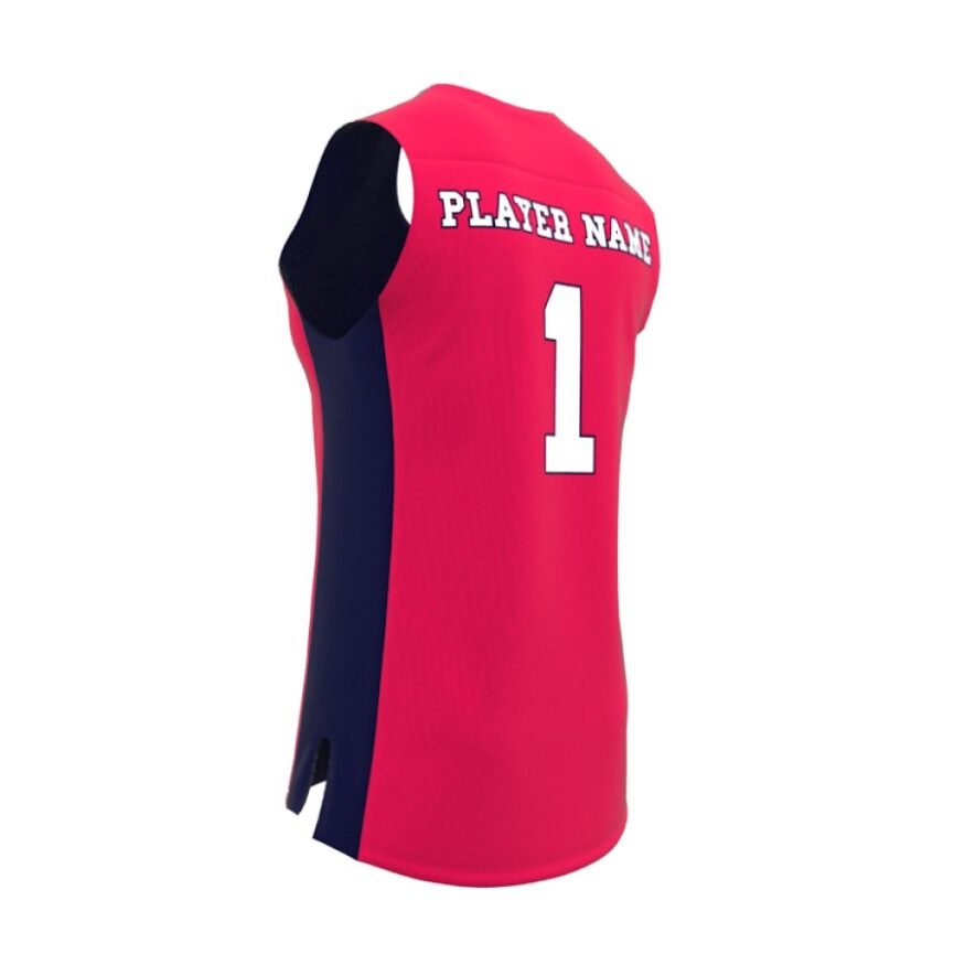 ZA Elite Basketball Jersey -1075