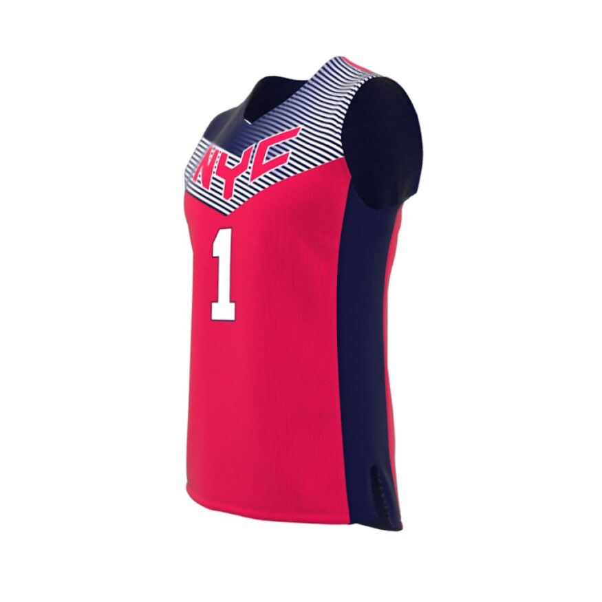 ZA Elite Basketball Jersey -1074