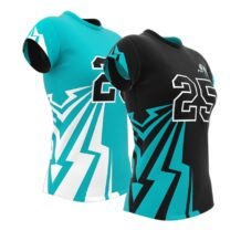 ZA Quickset Reversible Volleyball Jersey-0