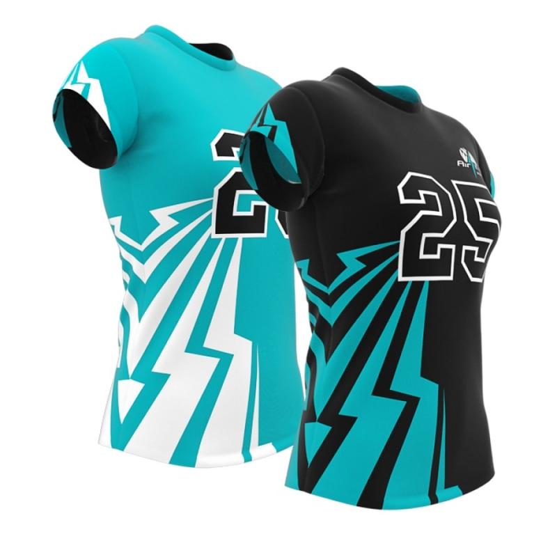 ZA Quickset Reversible Volleyball Jersey-0