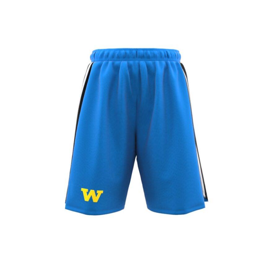 ZA Phenom Basketball Shorts-0